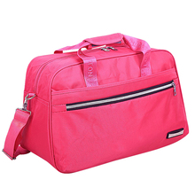 Oxford Travel Bag Women Luggage Female Duffle Handbag Weekend Bags For 05T
