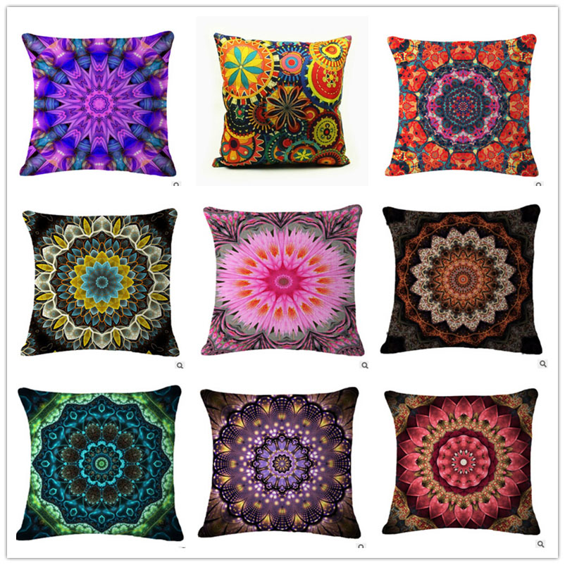 floor cover large boho bohemian cases pin giant cushion pillow