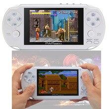 """2017 OWLLON PAP II plus 4.3 """"de poche Jeu 64Bit Joueur PAP Gameta 8G 8 GB PMP PSP Intégré 10000 MP4 MP5 Vidéo Jeu Consoles"""