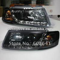 Для VW Passat B5 светодио дный фара 2001 до 2004 года