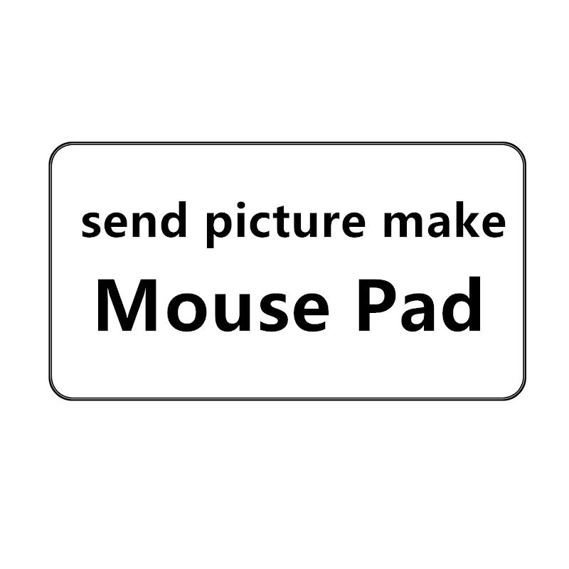FFFAS DIY Custom Mouse Pad Mat Large MousePad Customized Playmat Gamer Gaming Keyboard Play Mat Cushion For PC Latop Notebook