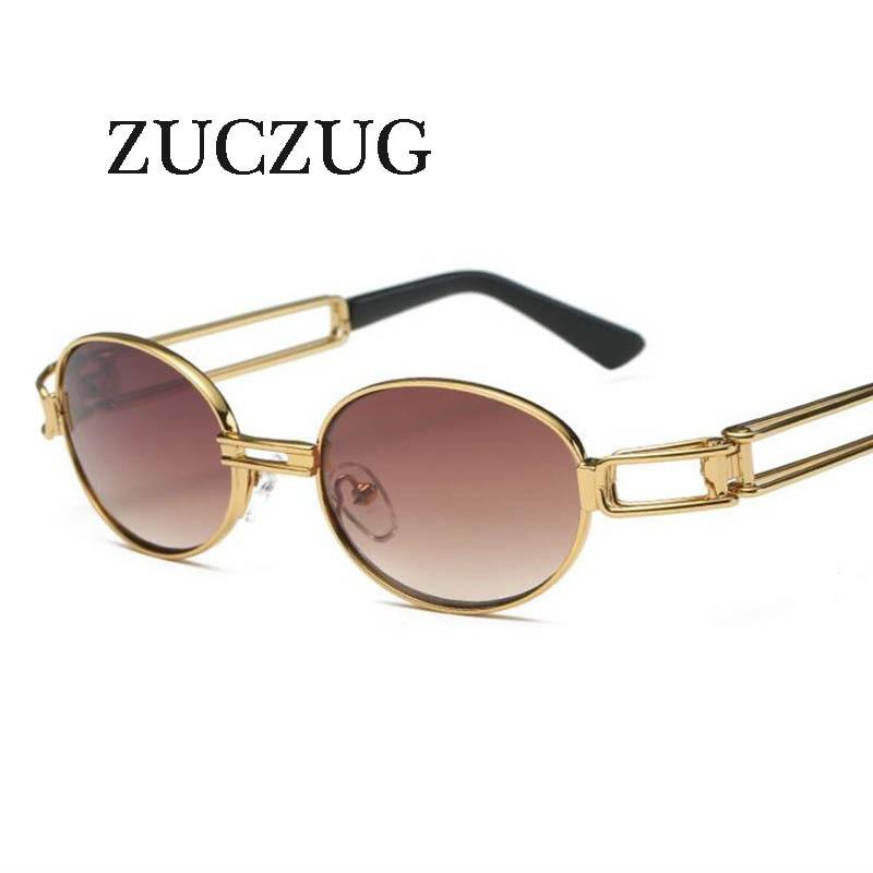 ZUCZUG 레트로 빈티지 선글라스 남성 브랜드 디자인 - 의류 액세서리 - 사진 1