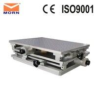 Fiber laser marking machine metal laser engraving machine 2D working table
