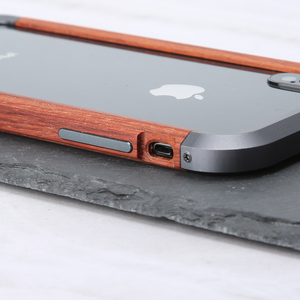 Image 5 - Ốp Lưng Điện Thoại Iphone 11 11 Pro 11 Pro Max Cao Cấp Kim Loại Cứng Nhôm Gỗ Ốp Lưng Bảo Vệ Ốp Lưng Điện Thoại iPhone XS X