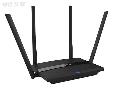 UTT A312W N300 300Mbps Wireless SOHO Family Router High Gian
