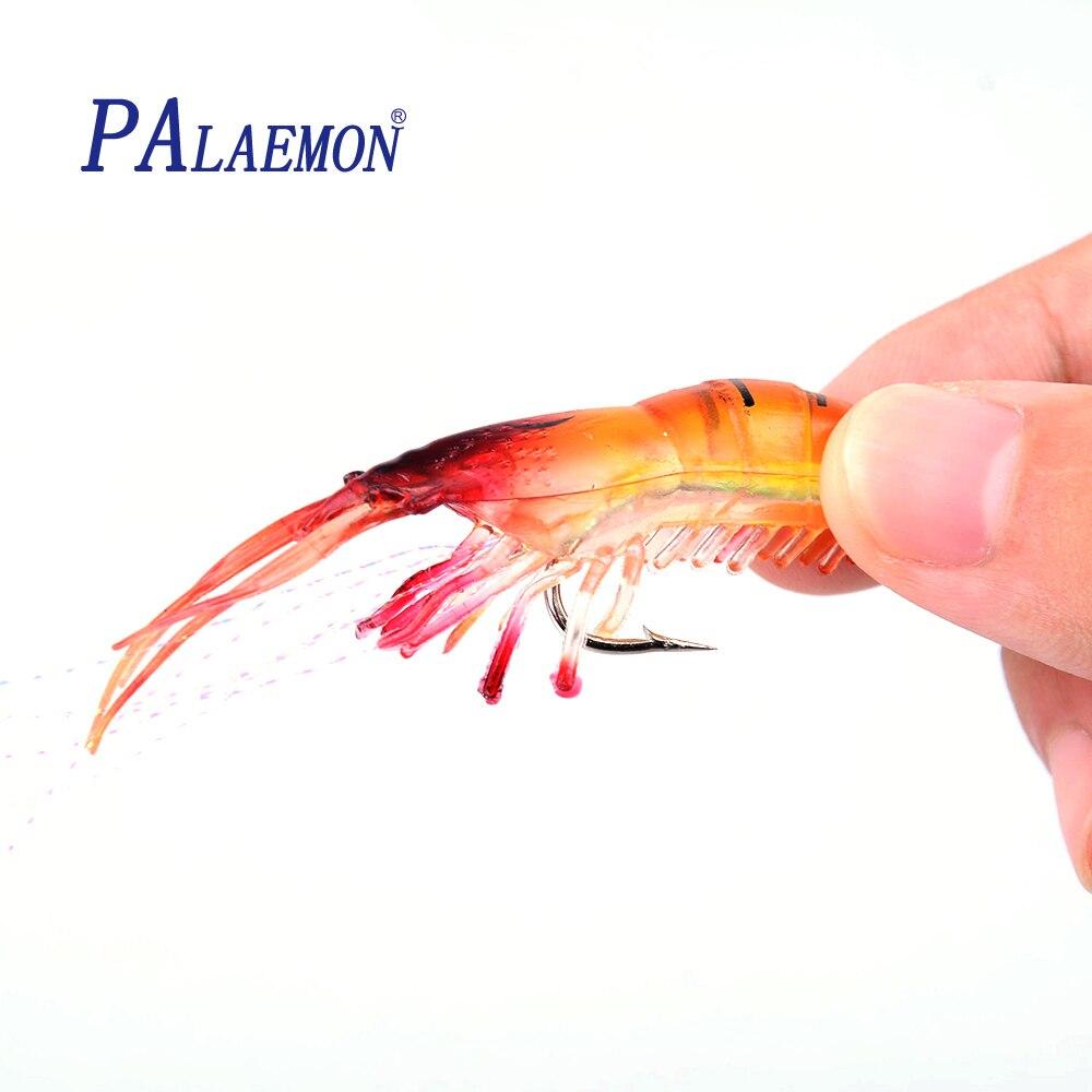 PALAEMON weicher Köder 3pcs / lot 9cm / 5g weicher - Angeln - Foto 2