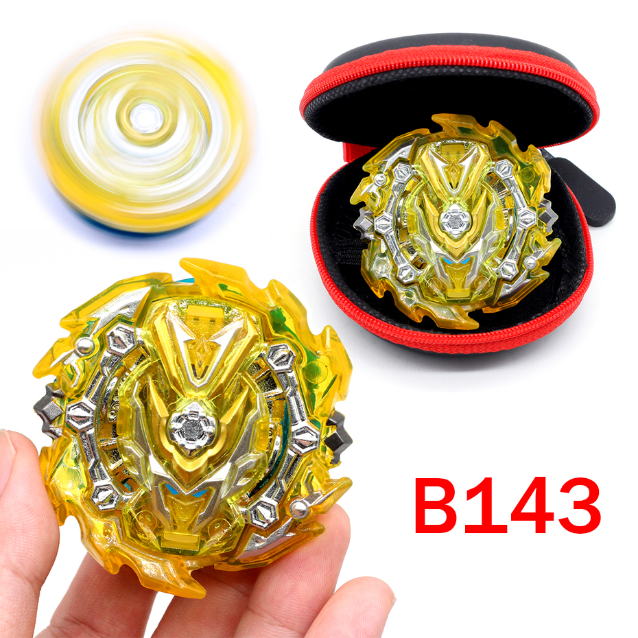 Gold <font><b>Beyblade</b></font> <font><b>Burst</b></font> Bey Blade Blades Bayblade Original High Battling Top Toys Metal Fusion God Spinning 2019 New B143 B122 <font><b>B139</b></font> image