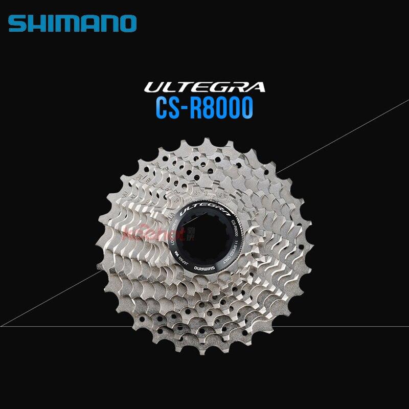 Shimano ULTEGRA R8000 CS-R8000 CASSETTE SPROCKET ($ NUMBER VELOCIDADES) Camino de la bicicleta Cassette Rueda Dentada 11-34 T 11 puccini la boheme video cassette
