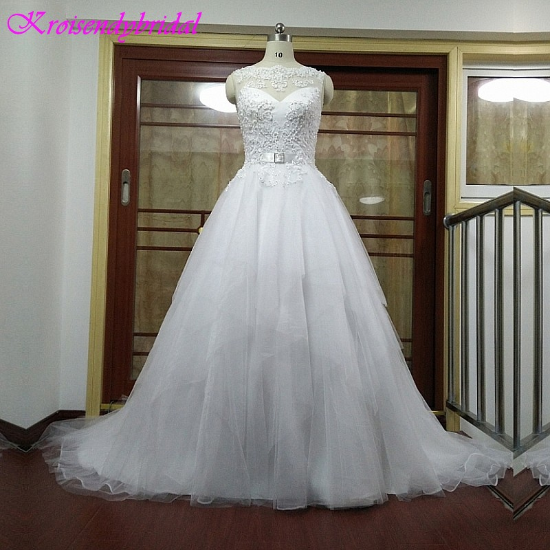 Samples Of Wedding Gowns: Aliexpress.com : Buy ZGS426 Robe De Mariage Real Sample