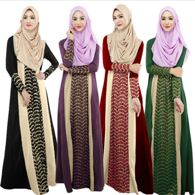 Abaya Clothes Turkey Muslim Women Dress Pictures Islamic -4503