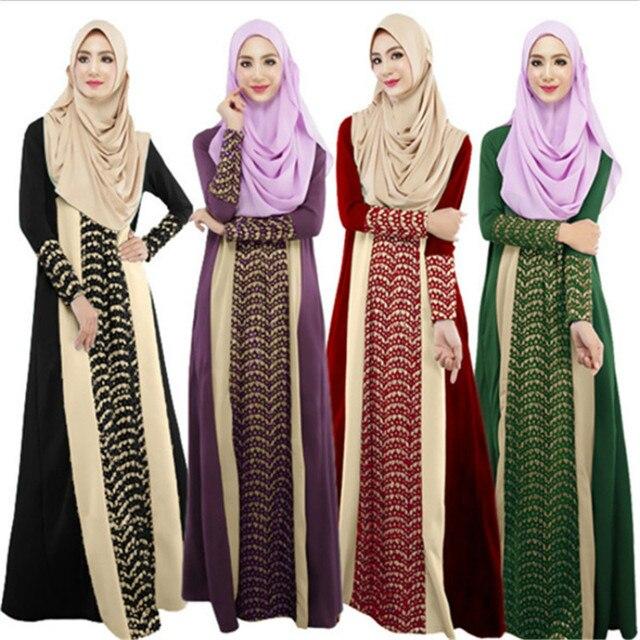 Abaya Clothes Turkey Muslim Women Dress Pictures Islamic -6962