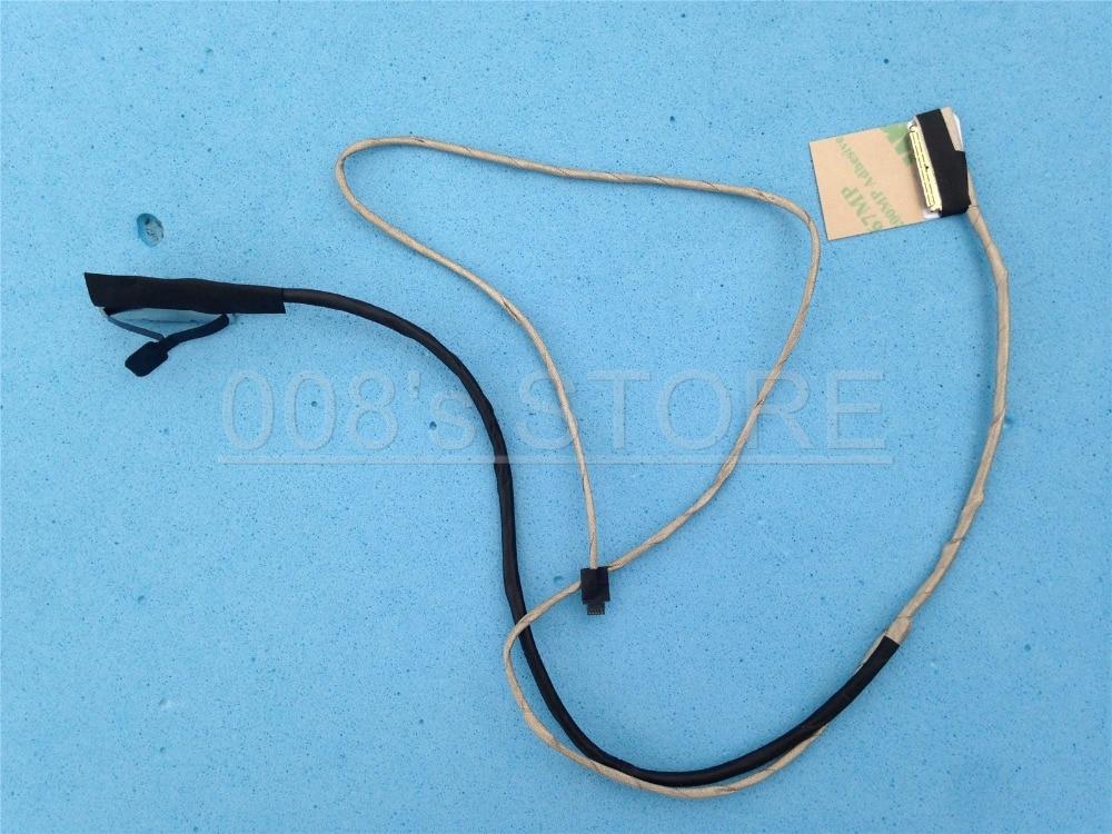 New LED LCD LVDS Cable For Acer V7-581 V5-573 573PG 573G V5-573P V5-572 V5-572G V5-552 552G 552PG DD0ZRKLC040 Screen Video Flex