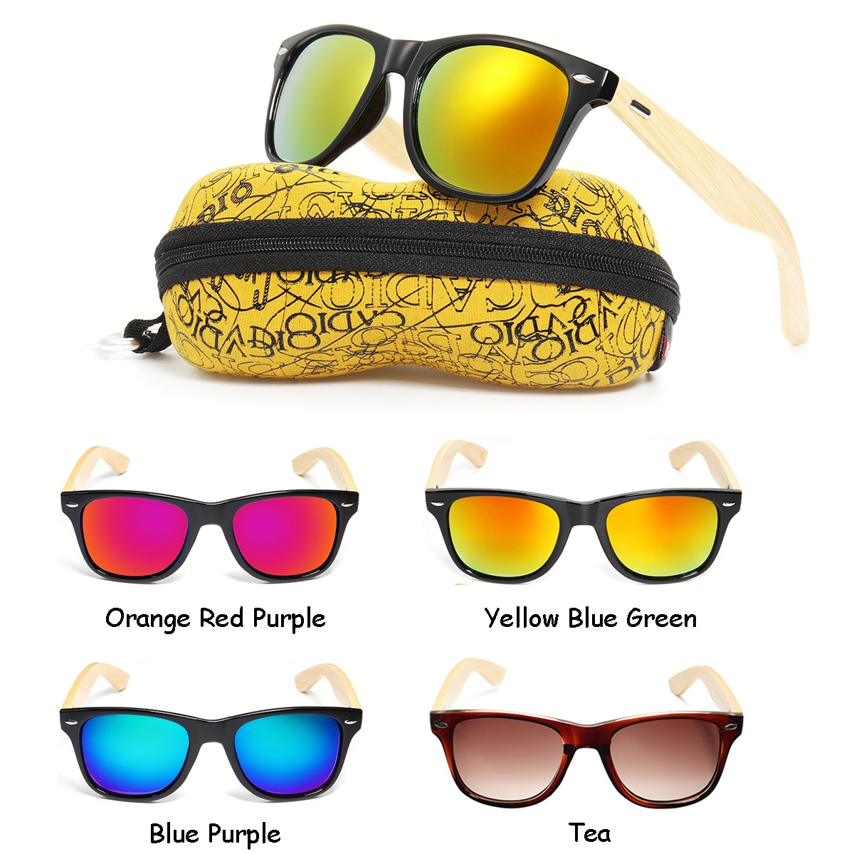 092c1bc74c Detail Feedback Questions about Men Women Retro Vintage Sunglasses UV400  Outdoor Climbing Glasses Anti glare Driving Goggles Cycling Hiking Fishing  Eyewear ...