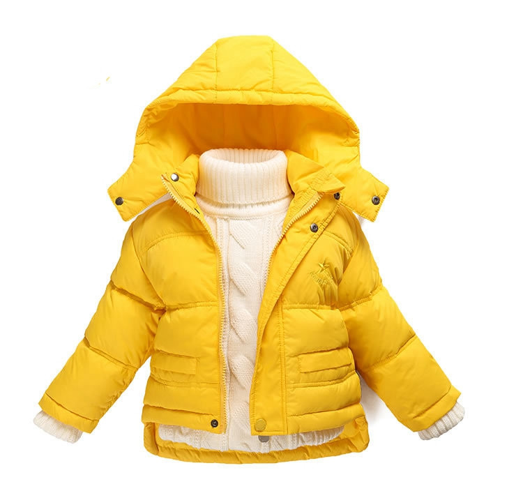 Fashion 80% Eiderdown Baby Girl Winter Coat Newborn Snowsuit For Baby Boys Duck Down Outerwear Clothes For Children Jackets (1)