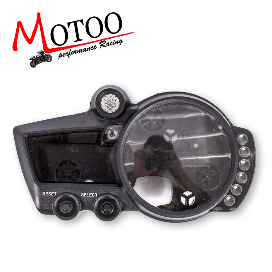 Motoo - Speedometer Tachometer Gauge Clock Case Cover for YAMAHA R1 2002 2003 R6 2003 2004 2005  motorcycle speedometer gauge cover tachometer for honda goldwing gl1800 2001 2002 2003 2004 2005 speedometer tachometer cover