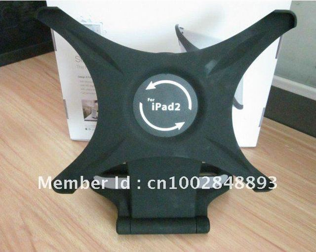 360 Degree Rotatable Holder for iPad 1, iPad 2 & Tablet PC