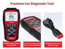 цена на Konnwei KW808 Car Fault Diagnosis Obd2 Instrument Diagnostic Tool Detection Decoder Scanner Auto Programmer Diagnostico Auto