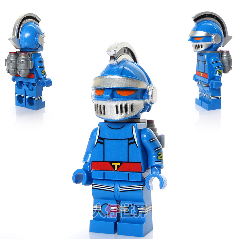 Tetsujin 28  Brick Block Mini Figure New
