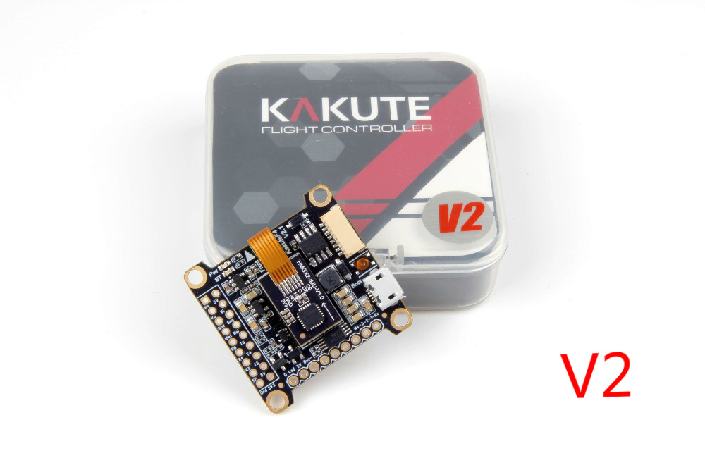 Holybro Kakute F4 V2 STM32 F405 Flight Controller With Betaflight OSD Dshot F4 Flight Control Board