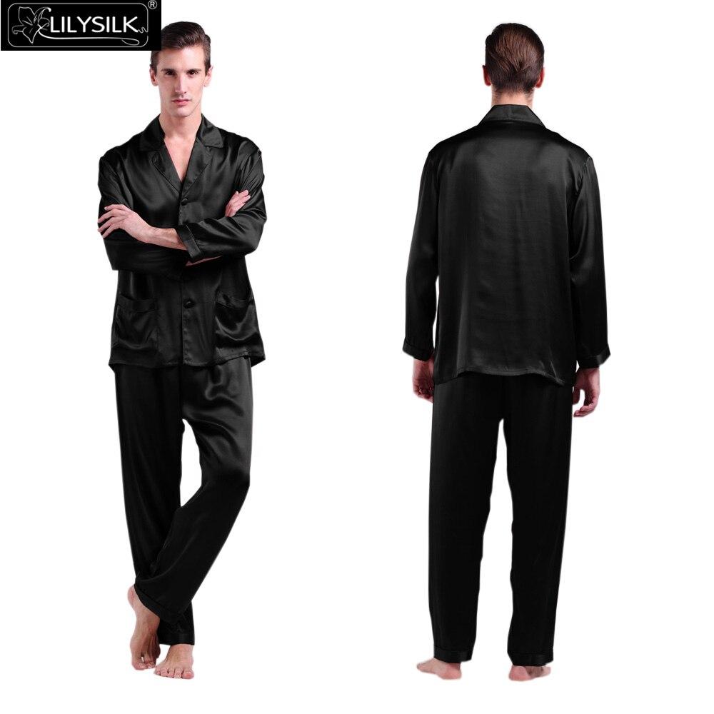 1000-black-22-momme-long-silk-pants-for-men