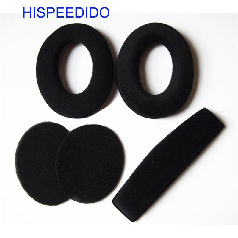 Replacement Ear Cushion Pad For Sennheiser HD515 HD555 HD595 HD518 HD558