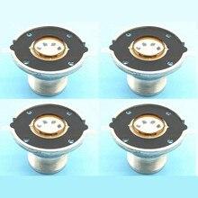 4 قطعة/الوحدة عالية الجودة الحجاب الحاجز رئيس وحدة ثلاثة أضعاف صوت لفائف ل JBL 2414H ، 2414H 1 ، 2414H C استبدال الحجاب الحاجز