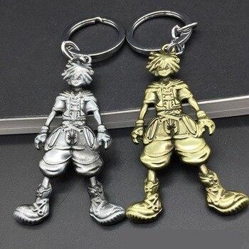 Porte-clés Kingdom Hearts Sora 3D