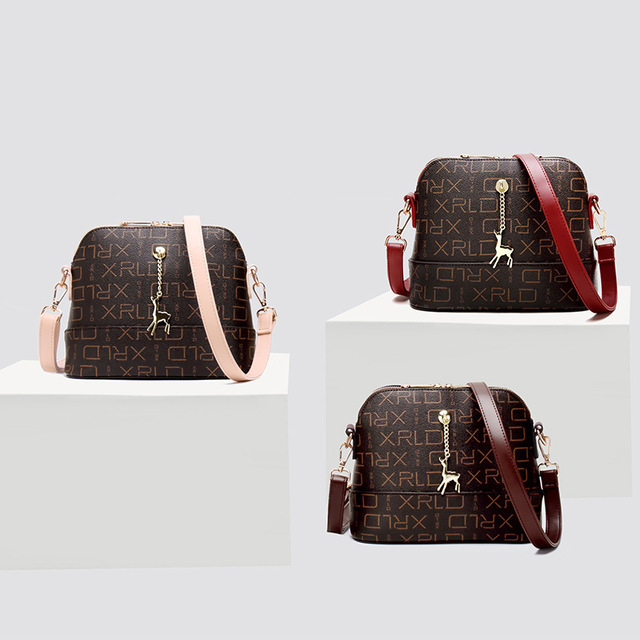 Spring Small Bag Woman 2018 New Pattern Korean Fashion Single Shoulder Ma'am All-match Cable Satchel Mini- Shell Package 3