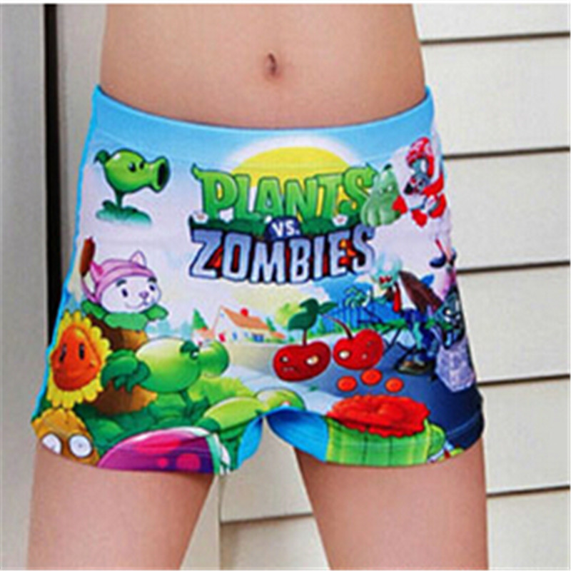 BANFEI Retail Boys Cartoon Printed Style Kids Swimming Trunks Nice Beach Swimming Shorts CuteTrunks For little