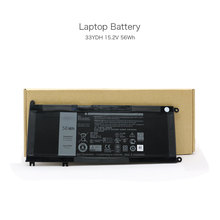 100% Original 15.2V 56Wh 33YDH Standard Rechargeable Li-ion Battery for Dell Inspiron 7788 Machine