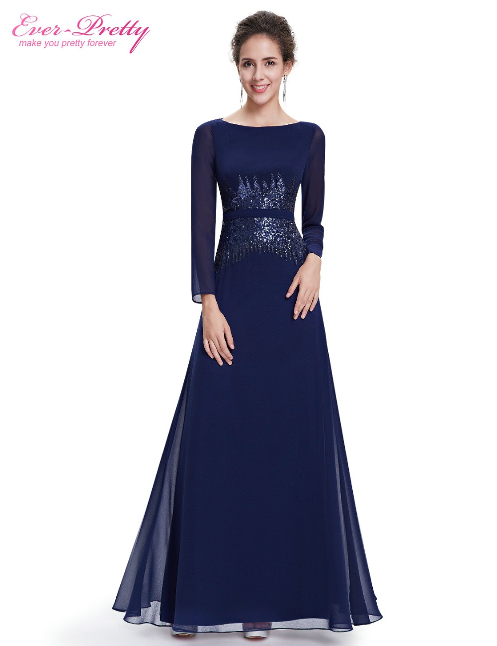 [Clearance Sale] Mother of the Bride Dresses HE08635NB