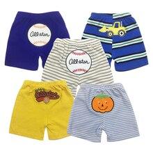 Розничная 5 шт./упак. 0-2years брюки PP детские cartoonfor для маленьких мальчиков и девочек Костюмы