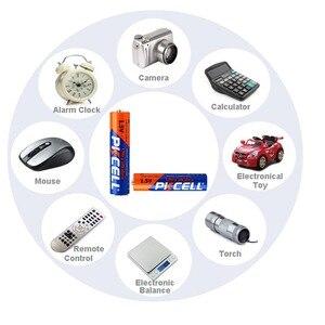 Image 5 - PKCELL 1.5 V LR03 AAA Batterijen Alkaline Enkele Gebruik E92 AM4 MX2400 3A Batterij = 48 Pcs/12 kaart
