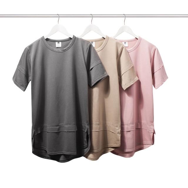 Popular mens extra long t shirts buy cheap mens extra long for Extra long dress shirts