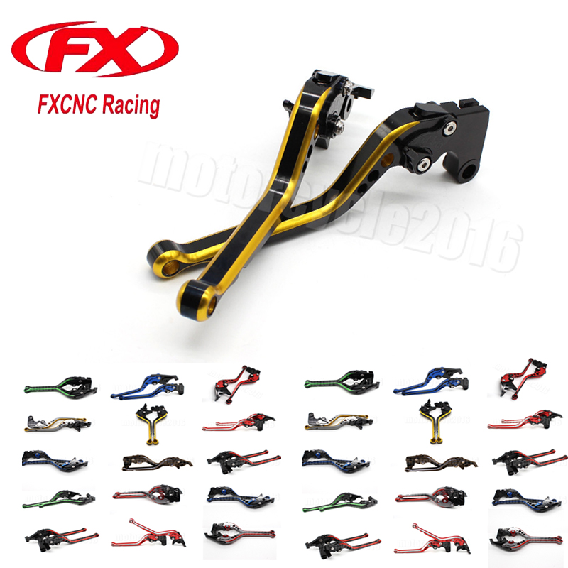 MIX Color Adjustable Motorcycle Brake Clutch Lever Handle For Honda CB500 1998-2003 CB 500 S-W S-X S-Y 1998-2001 Moto Lever motorcycle brake clutch lever for honda cb 1 cb400