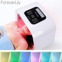 7 Colors PDF Led Light Therapy LED Mask Skin Rejuvenation Photon Device Spa Acne Remover Anti Wrinkle Red Led Light Treatment