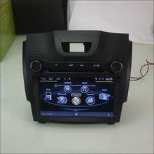 Para Chevrolet Trailblazer/Holden Colorado 7 2012 ~ 2017 de Coche Radio Estéreo Reproductor de DVD GPS NAVI Navegación Wince y Android sistema