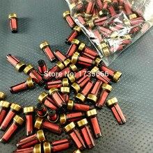 50 шт. авто бензин инжектор топлива микро фильтр OEM MD619962 автомобильные аксессуары Запчасти 14*6*3 мм