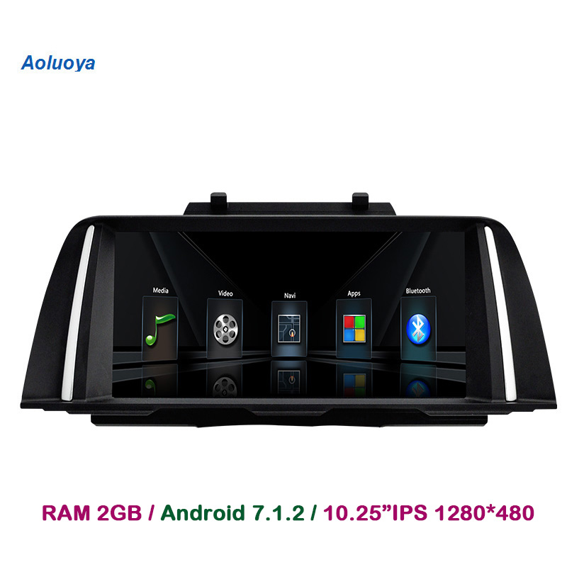 Aoluoya 10.25 inch RAM 2 GB Android 7.1 Car Audio DVD GPS-speler voor - Auto-elektronica