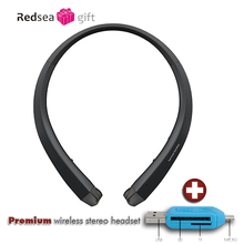 neck hanging Bluetooth headset wireless sports running neck collar Bluetooth anti sweat