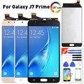 5 5 ''дисплей для SAMSUNG Galaxy J7 Prime LCD G610F G610 SM-G610F ЖК-дисплей сенсорный экран дигитайзер 100% протестированный J7 Prime LCDs