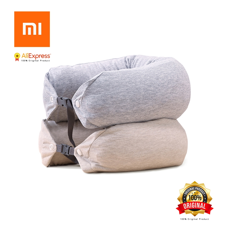 United Original Xiaomi Neck Pillow 8h Multifunction Xiaomi U1 Protective Waist Pillow U-shaped Car Pillow Mi Home For Office Res Fashionable And Attractive Packages
