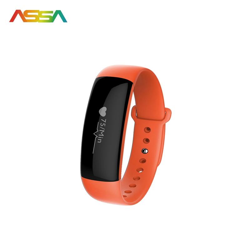 Smart Wristband LED Cicret Fitness Tracker Smart Bracelet Heart Rate Monitor Smart Health Electronics Smart band
