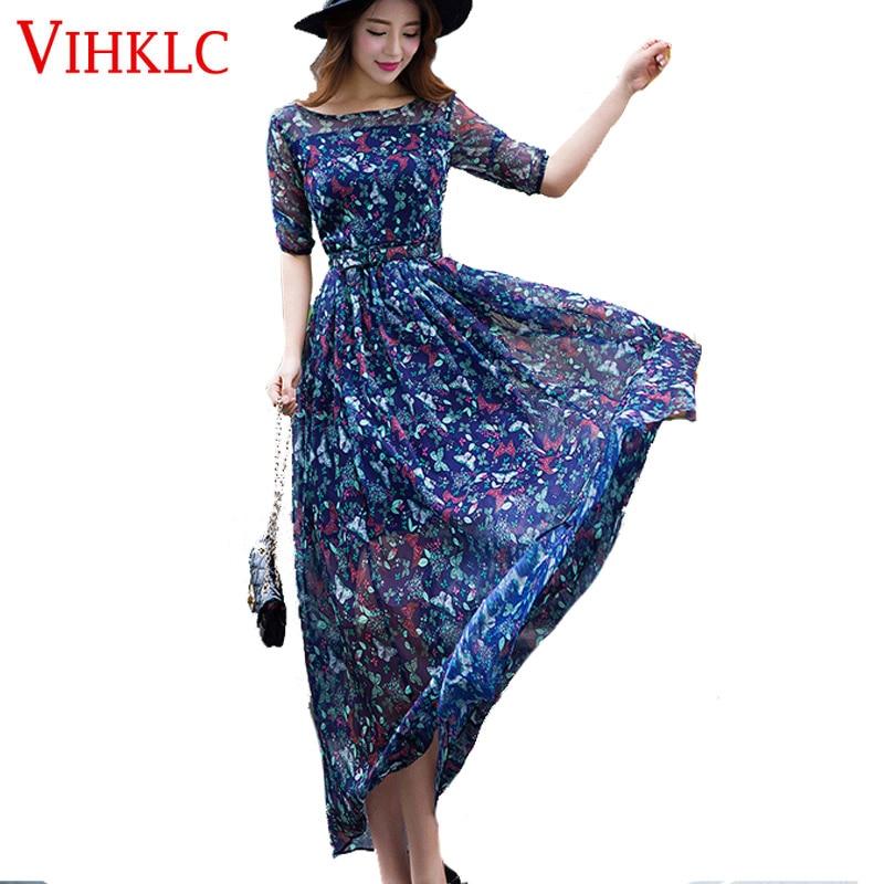 Chiffon dresses style 30041