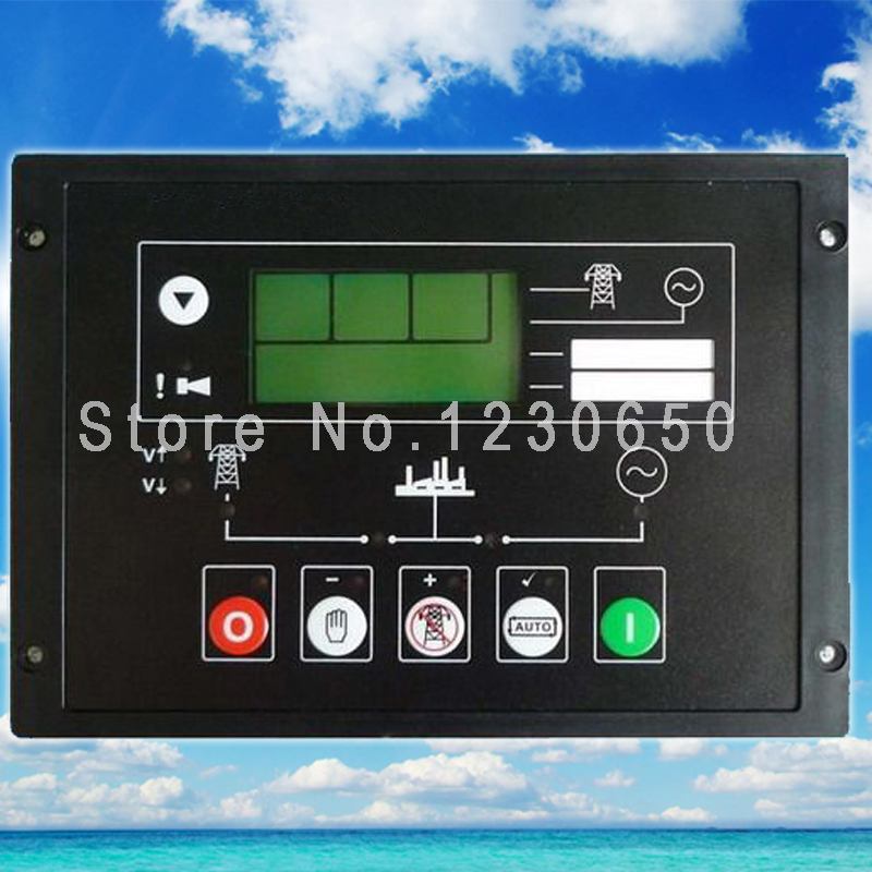 DSE 720 Generator Control DSE720 made in china deep sea generator controller 720 replace dse720 control panel dse720