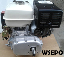 Factory Direct Supply! WSE-190F Electric Start 16HP Air Cool 4-stroke 420cc Gokart Engine with 1/2 Reduction Wet Clutch Assembly