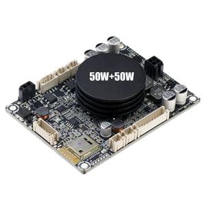 Image 1 - TPA3116 بلوتوث 4.0 الرقمية مكبر كهربائي 50W + 50W 2.0 ستيريو مضخم الصوت مجلس 24VDC