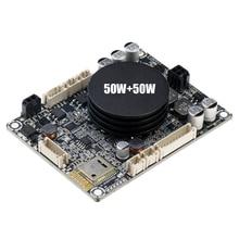 TPA3116 Bluetooth 4,0 amplificador de potencia digital 50W + 50W 2,0 Placa de amplificador de audio estéreo 24VDC