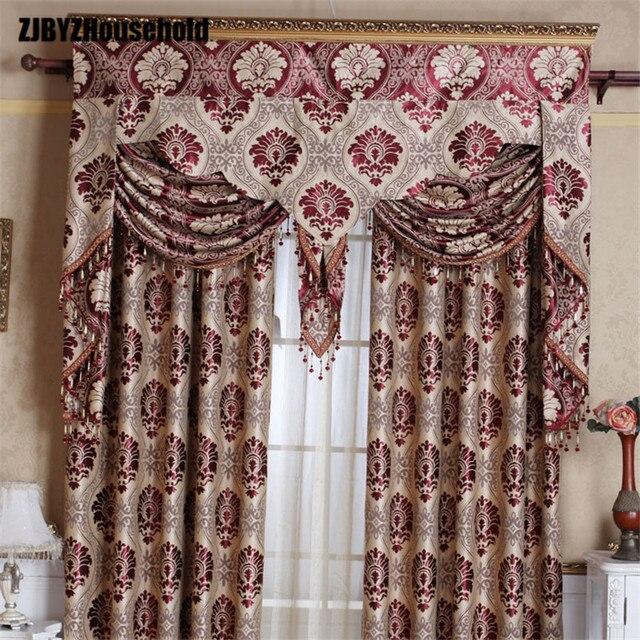 2018 nuevas cortinas para el dormitorio sala de estar for Cortinas comedor 2016