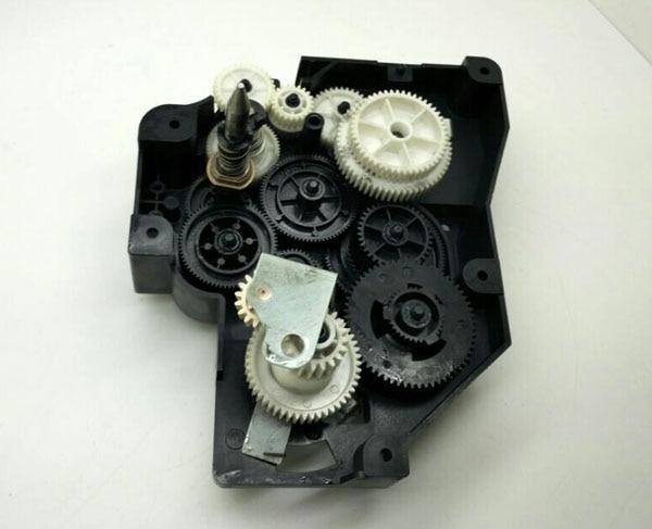 Original teardown Fuser Drive Gear Assembly For Ricoh 1811 1800 1911 1812MP2000 1810 2012 1801 printer accessory 1x b121 4103 b121 4101 fuser frame for ricoh aficio af 2015 2016 2018 2020 mp1600 mp2000 mp1801 1810 1811 1911 2011 fuser frame page 10